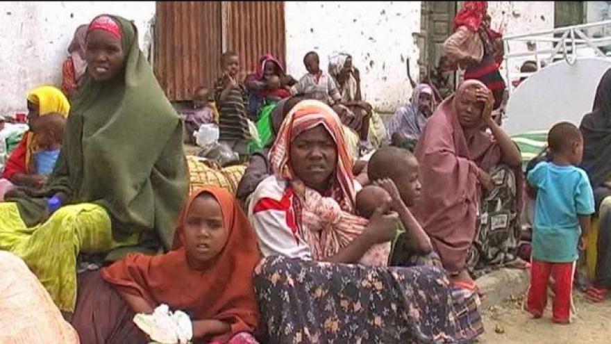 Video Člověk v tísni objevil 6000 uprchlíků