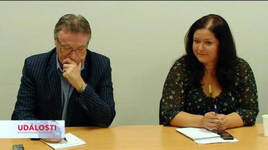 Video Olga Málková živě k volbě ředitele ČRo