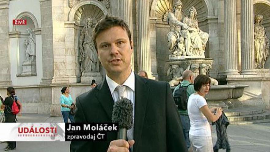 Video Vstup Jana Moláčka