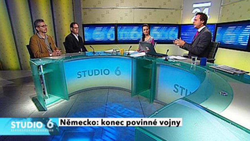 Video Rozhovor s Jaroslavem Šonkou a Vladimírem Handlem