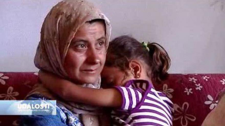 Video Reportáž o situaci syrsko-tureckých hranicích