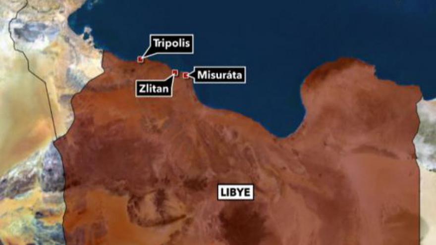 Video Boje v Libyi pokračují