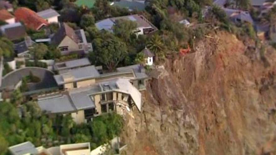 Video Christchurch zasáhly následné otřesy