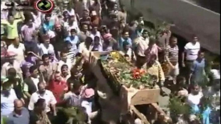 Video Násilí v Sýrii nekončí