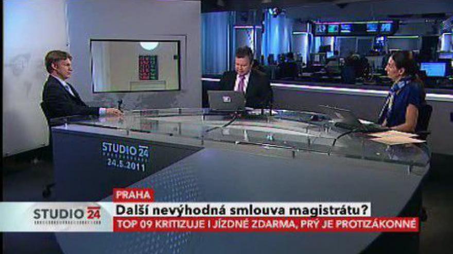 Video Rozhovor s Tomášem Hudečkem a Aleksandrou Udženijou