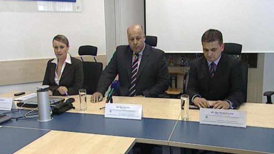 Video Brífink policejního prezidenta ke kauze VV