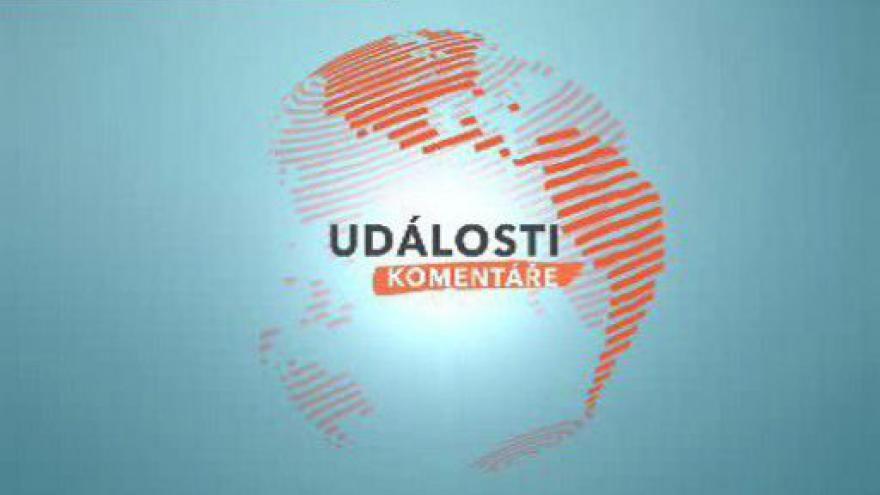 Video Milan Urban a František Laudát hosty Událostí, komentářů