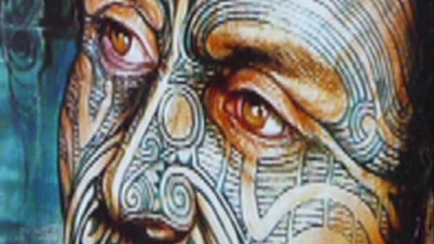 Video Francie vrací maorskou hlavu