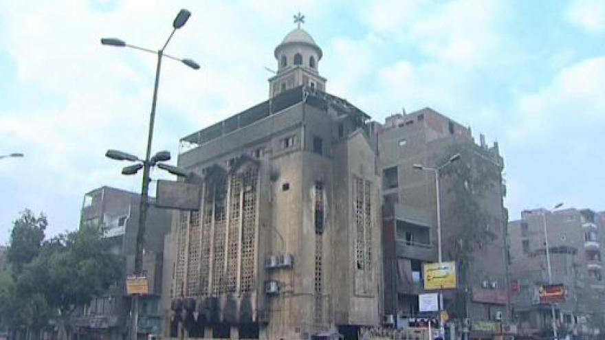 Video Káhira znovu zažila nepokoje