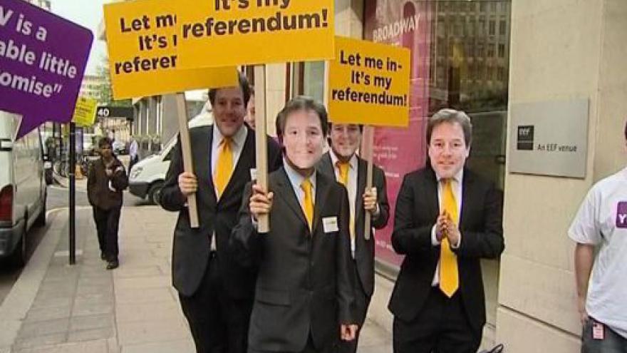 Video Změní se systém britských parlamentních voleb?
