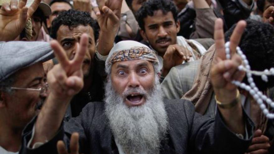 Video Na Blízkém východě pokračují demonstrace
