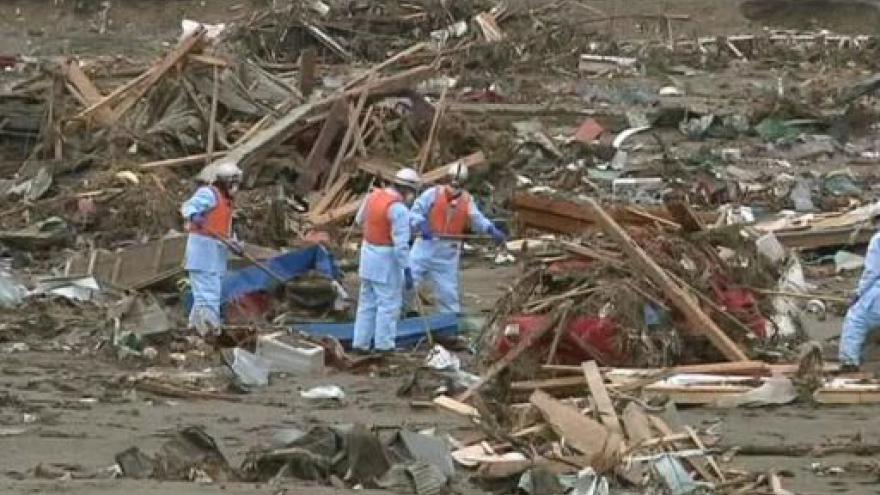 Video Evakuovaní Japonci dostanou odškodné
