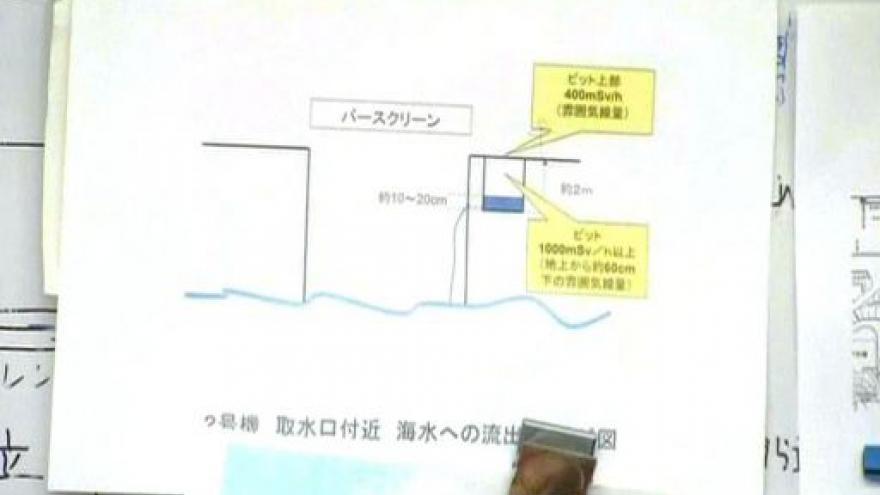 Video Z Fukušimy uniká radioaktivní voda