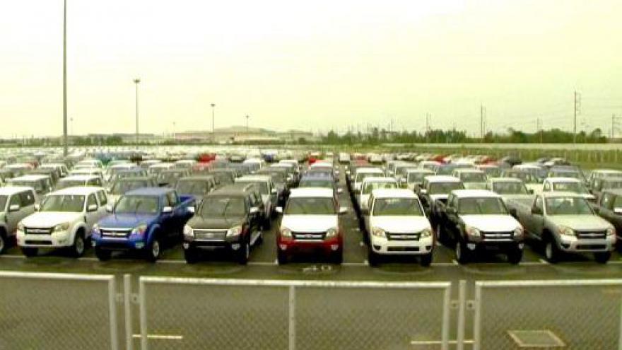 Video Ford v Asii