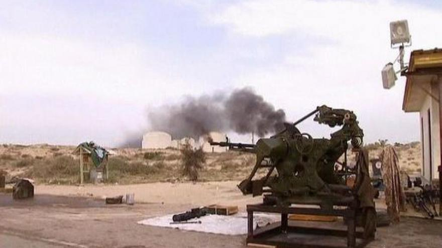 Video Povstalci v Libyi postupují