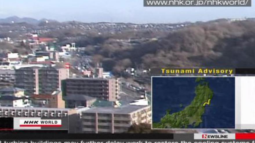 Video Japonsko postihlo další zemětřesení