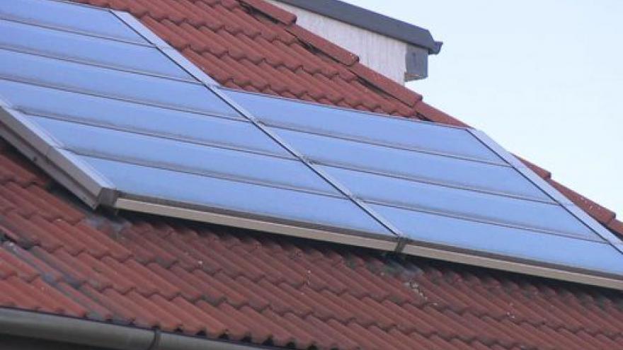 Video Stop stav solární energie trvá