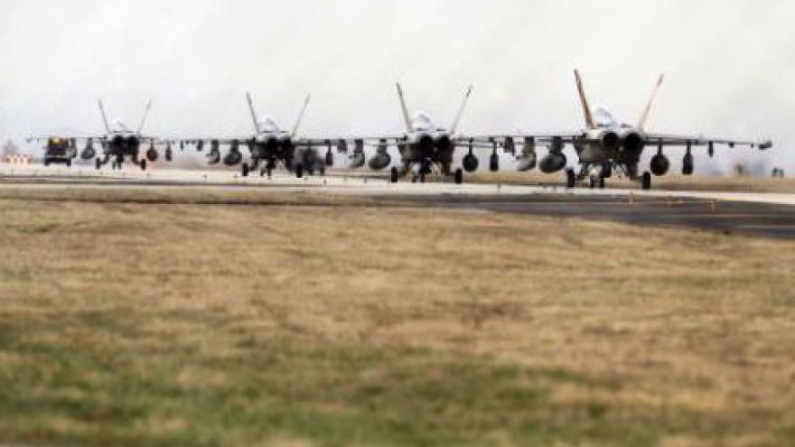Video Spojenci útočí na Libyi