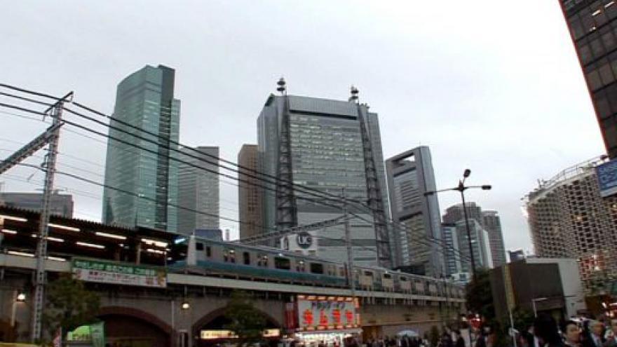 Video Dopady zemětřesení v Japonsku