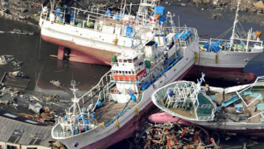Video Události o katastrofě v Japonsku