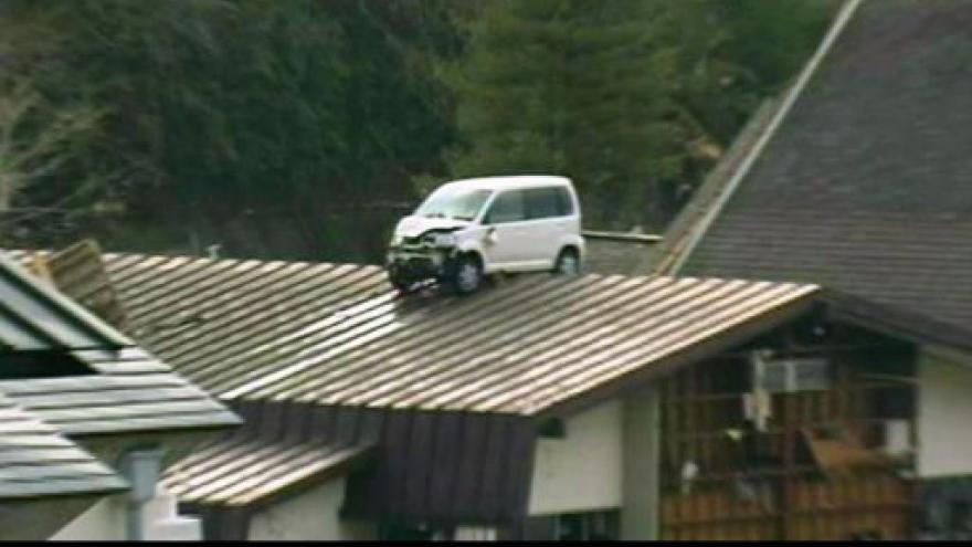 Video Reportáž o situaci v Japonsku