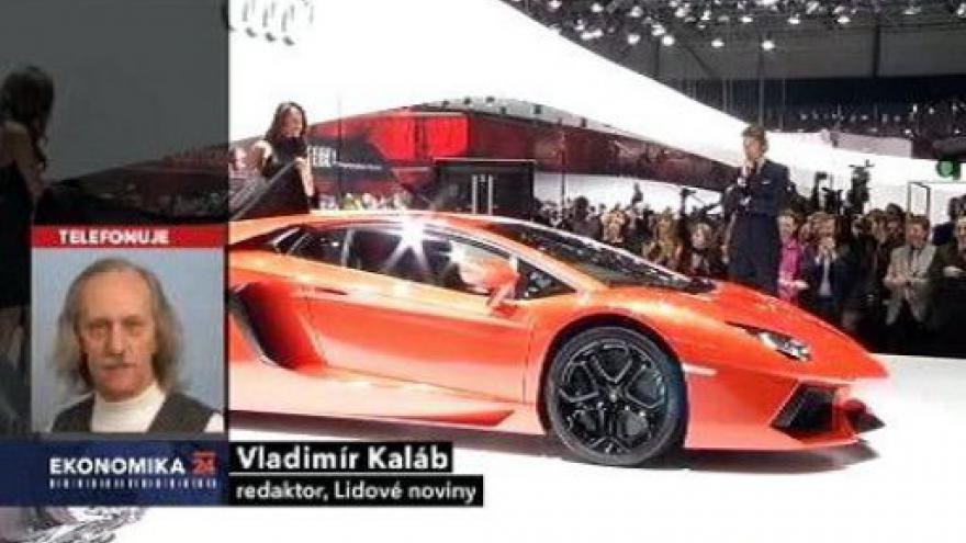 Video Rozhovor s Vladimírem Kalábem
