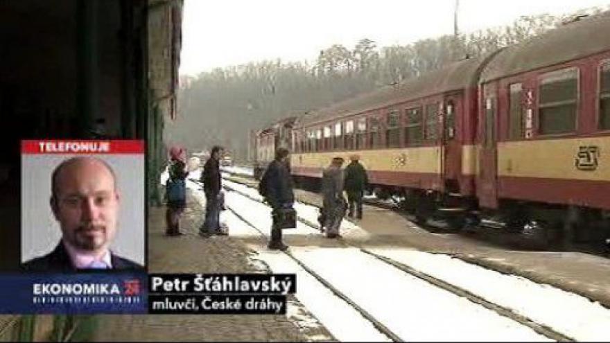 Video Telefonát Petra Šťáhlavského