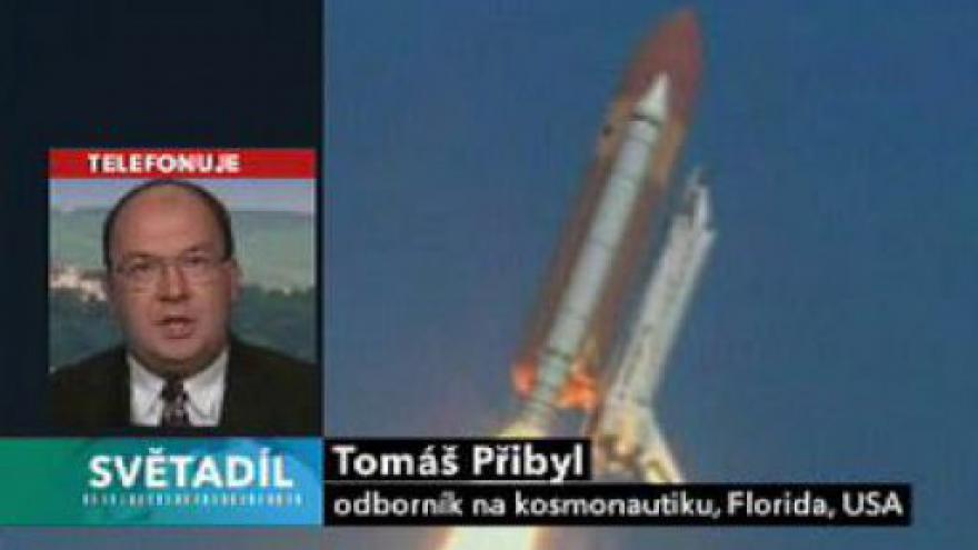 Video Telefonát Tomáše Přibyla