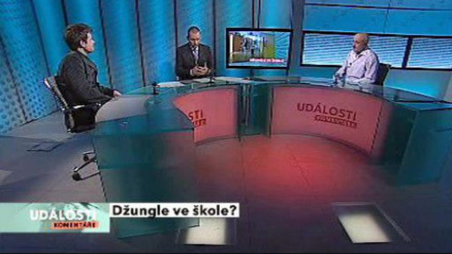 Video Rozhovor s Miloslavem Čedíkem a Jaroslavem Šterclem