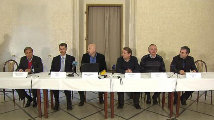 Video Brífink minoritních akcionářů Sazky