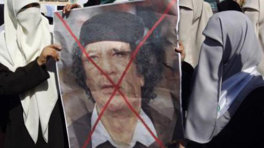 Video Kaddáfí zůstává v Tripolisu