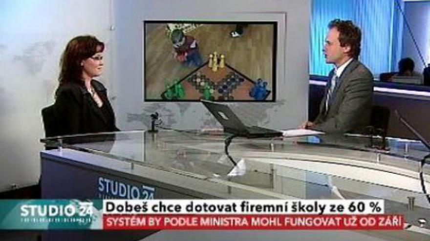 Video Rozhovor s Michaelou Bartákovou a Kateřinou Francovou