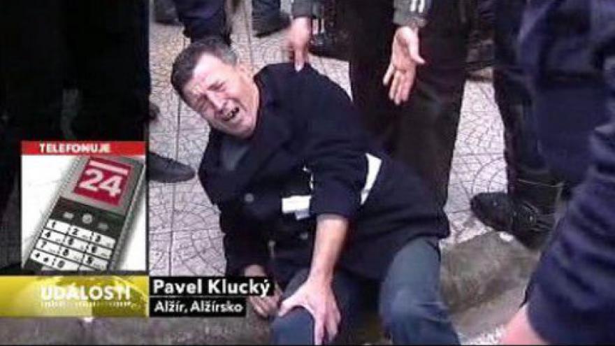 Video Telefonát Pavla Kluckého
