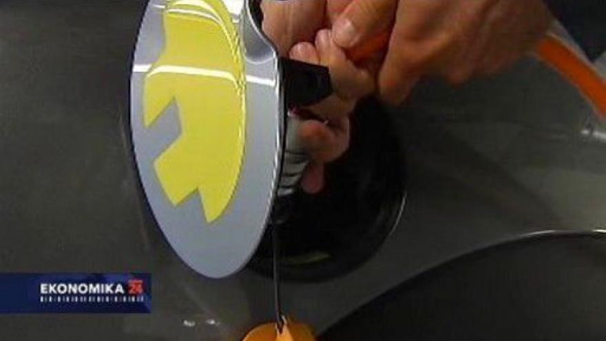 Video Ekonomika ČT24 o elektromobilech