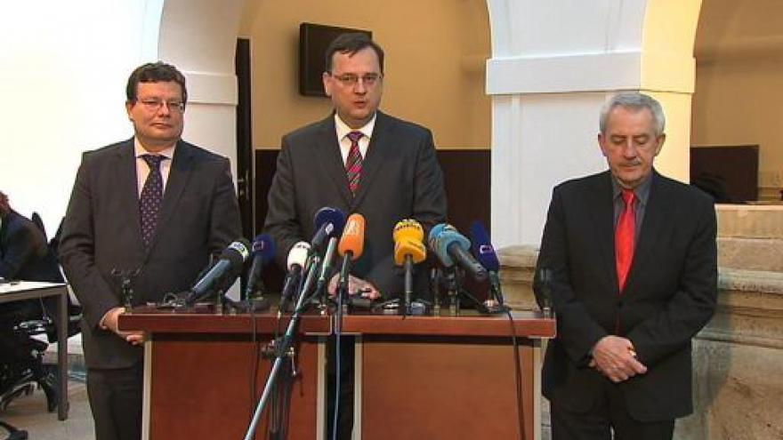 Video Reportáž a vstup Markéty Šenkýřové