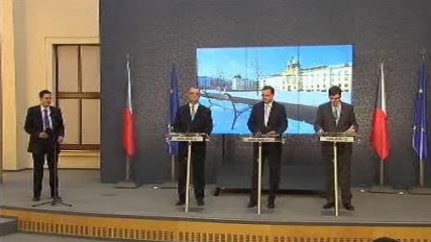 Video TK vlády po jednání o protikorupční strategii