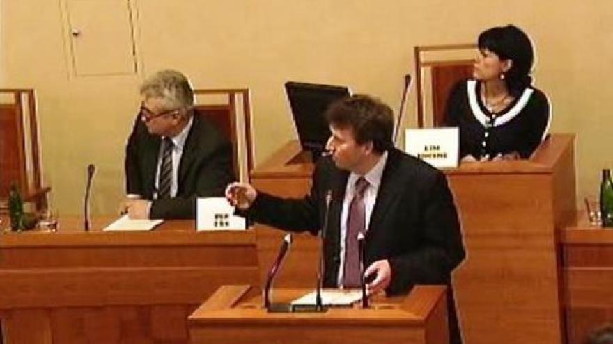 Video Situaci lékařů řešil seminář v Senátu