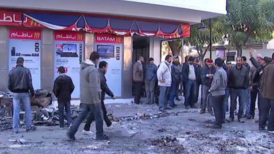 Video Světadíl o situaci v Tunisku