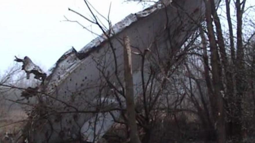 Video Polsko očekává zprávu o vyšetřování havárie