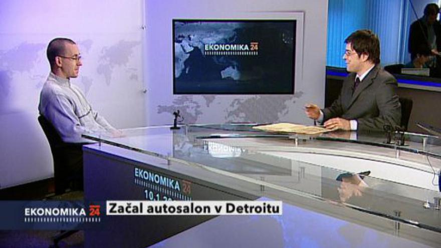 Video Rozhovor s Michalem Štenglem