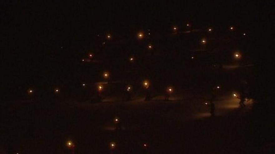 Video Oslavy silvestra na Šumavě