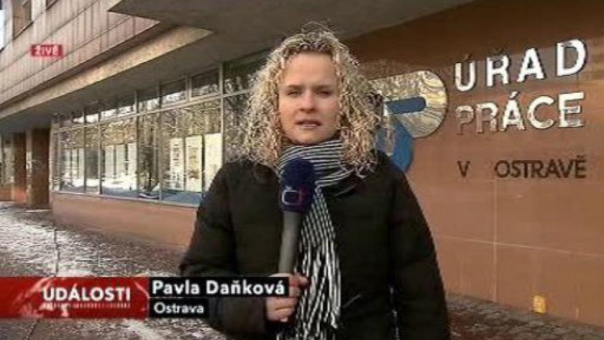 Video Nápor na moravskoslezských ÚP