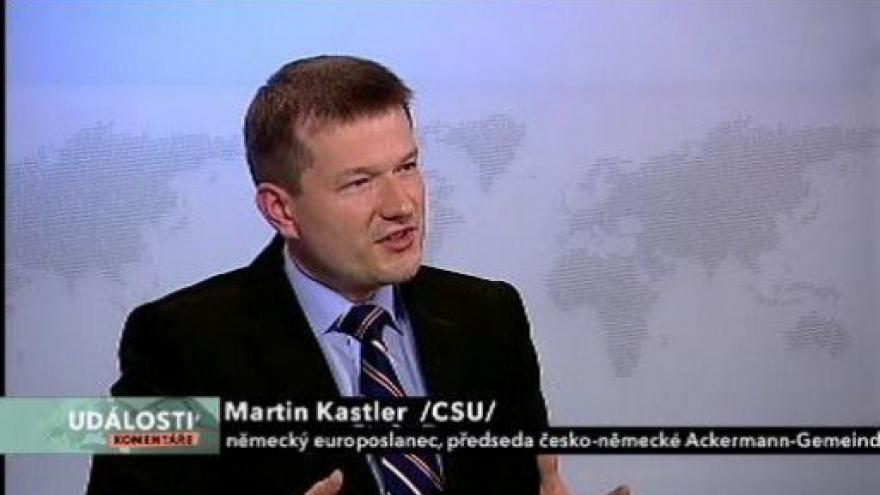 Video Události, komentáře o česko-bavorských vztazích