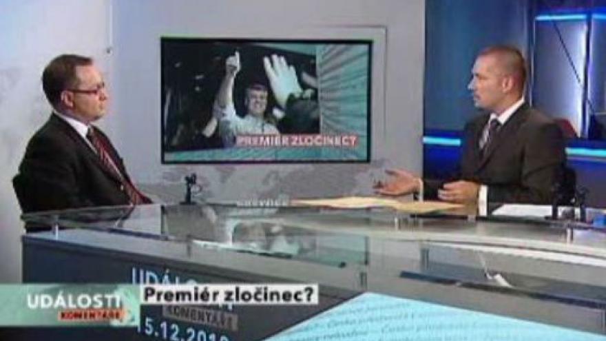 Video Události, komentáře s Martinem Ehlem