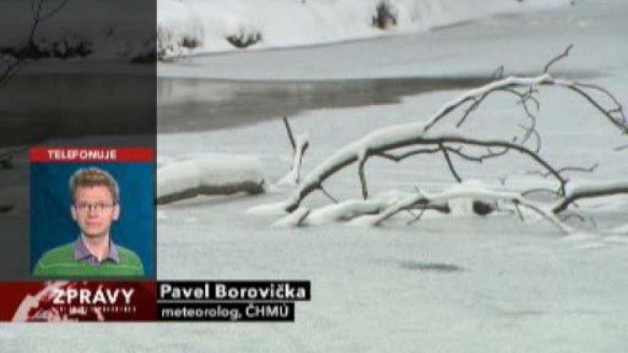 Video Telefonát Pavla Borovičky z ČHMÚ
