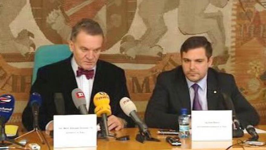 Video Reportáž Olgy Málkové