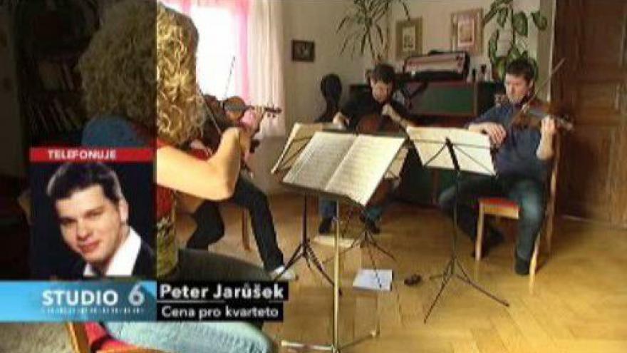 Video Rozhovor s Peterem Jarůškem