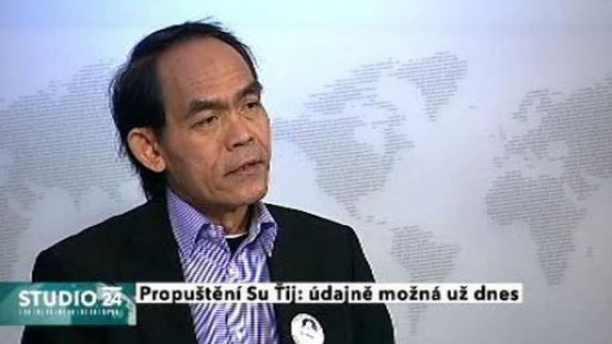 Video Studio ČT24: Situace v Barmě