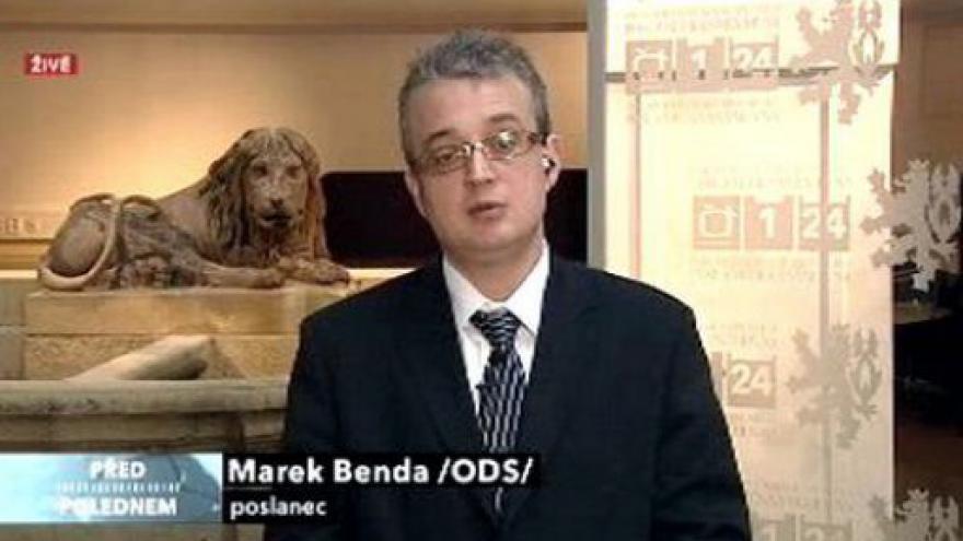 Video Rozhovor s Markem Bendou