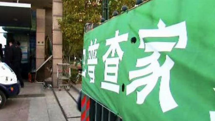 Video Čína se pustila do sčítání lidu